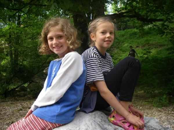 Priska und Lena