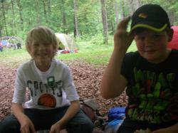Anton und Kevin