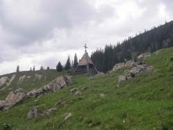 Holzkapelle