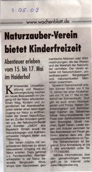 Chiemgauer Wochenblatt