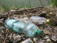 Plastikflaschen-Sammelsurium