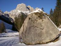 Stadlhorn und großer Felsen